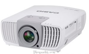 Casio launches new projectors; time to build that AV room!